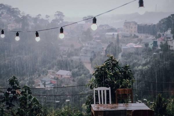 đi đà lạt mùa mưa