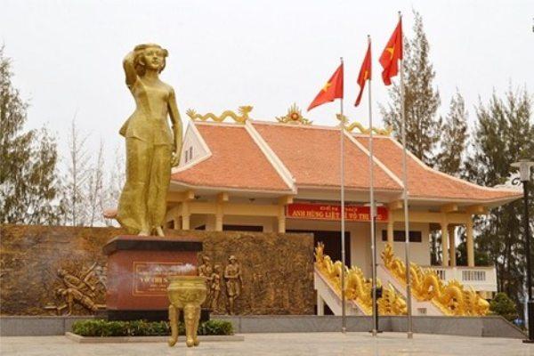 Công viên tượng đài Võ Thị Sáu